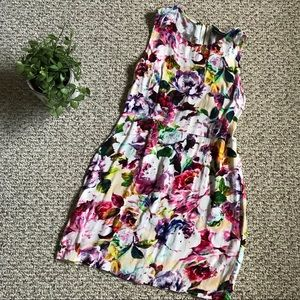 Sale 2/33 🔥 Mink pink floral dress